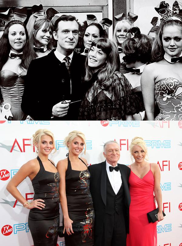 2.Uvek u društvu lepih žena1 Ljudi koji su pomerali granice: Hugh Hefner