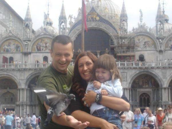 2007 sa strijom kcerkom Kad sam bio mali: Robert Čoban