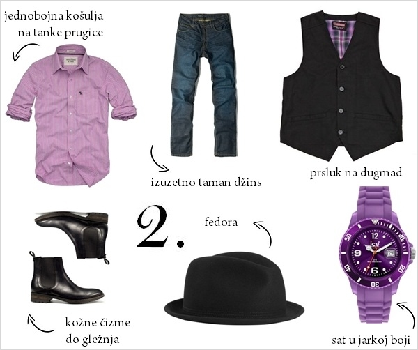 214 Novogodišnja groznica: Devet muških odevnih kombinacija za doček