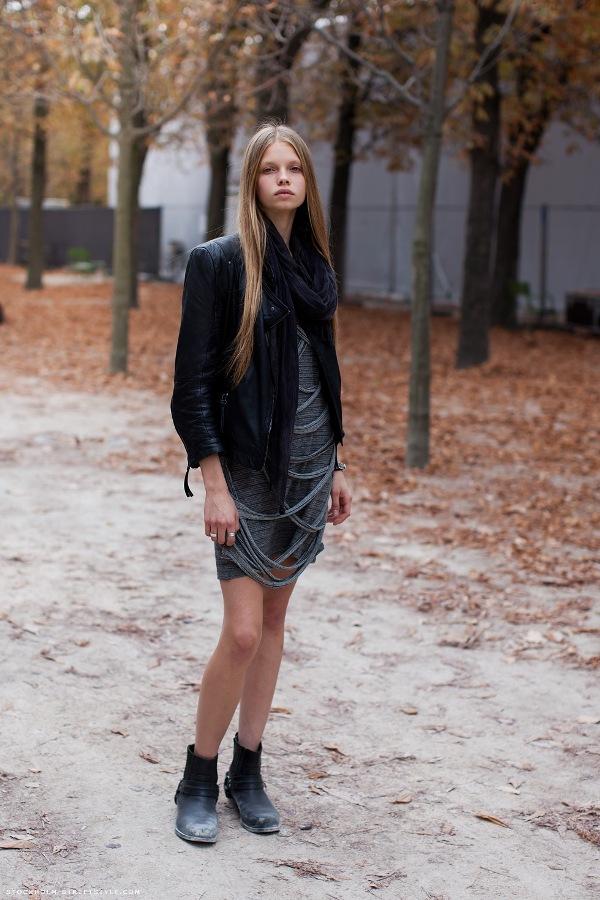 221236 980 Stockholm Street Style: Crno, volim te crno