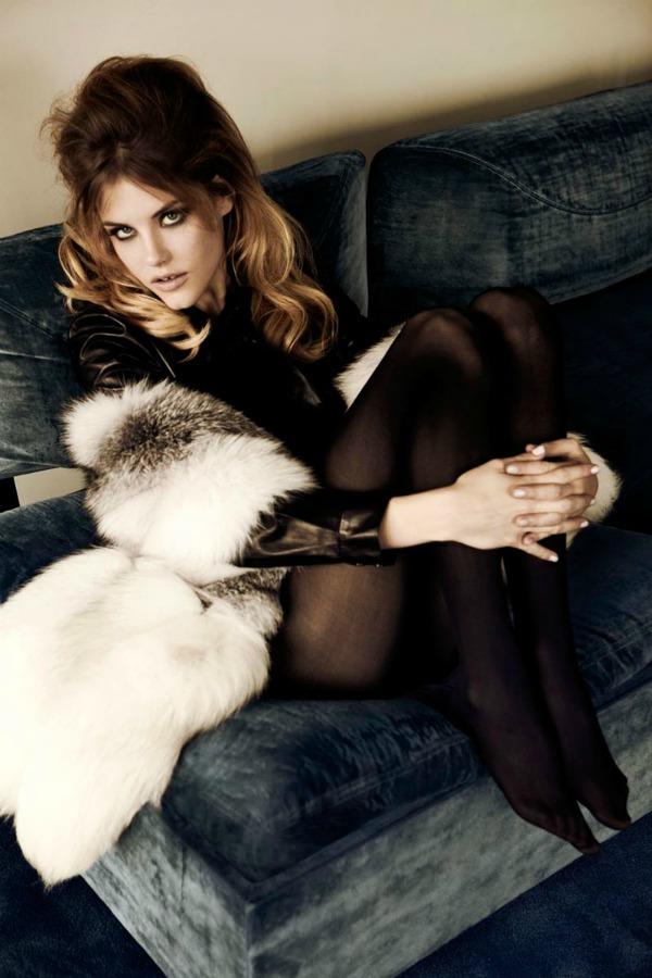 244 Vamp: Ashley Smith za Vogue Mexico