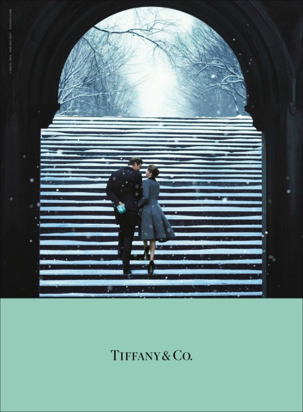 25 Magija praznika: Laetitia Casta za Tiffany & Co