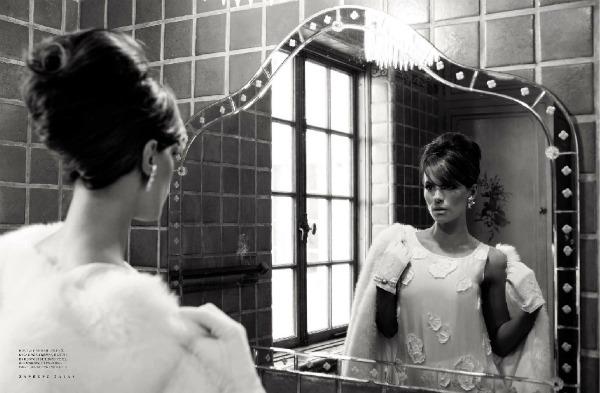 278 Kate Beckinsale za ruski Harpers Bazaar: Besprekorna lepota