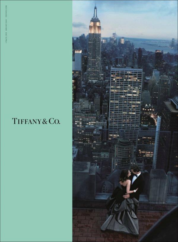 310 Magija praznika: Laetitia Casta za Tiffany & Co