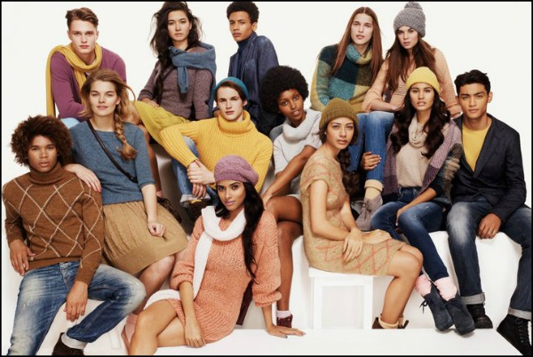 313 Ujedinjene boje: United Colors of Benetton
