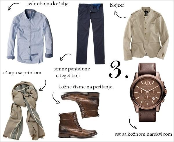 317 Novogodišnja groznica: Devet muških odevnih kombinacija za doček