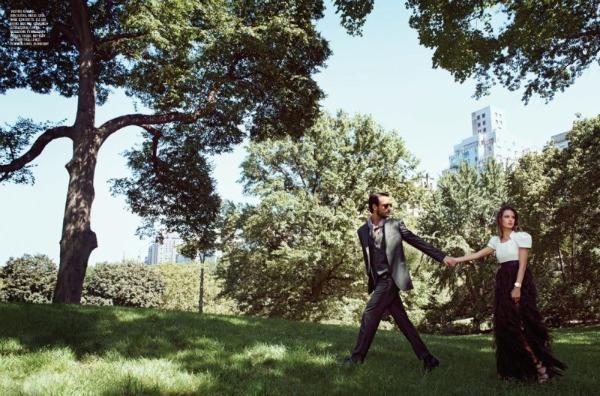 324 Ljubavnici u parku – Alessandra Ambrosio i Rodrigo Santoro