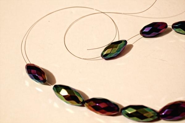 354 Uradi sam: Prepravi staru ogrlicu od perli