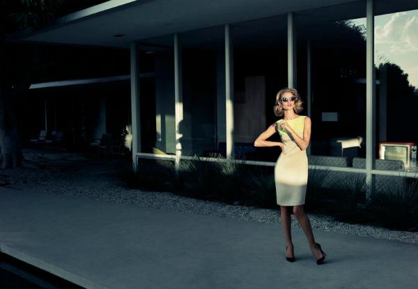 367 Dolina šezdesetih: Rosie Huntington Whiteley za Harper's Bazaar UK