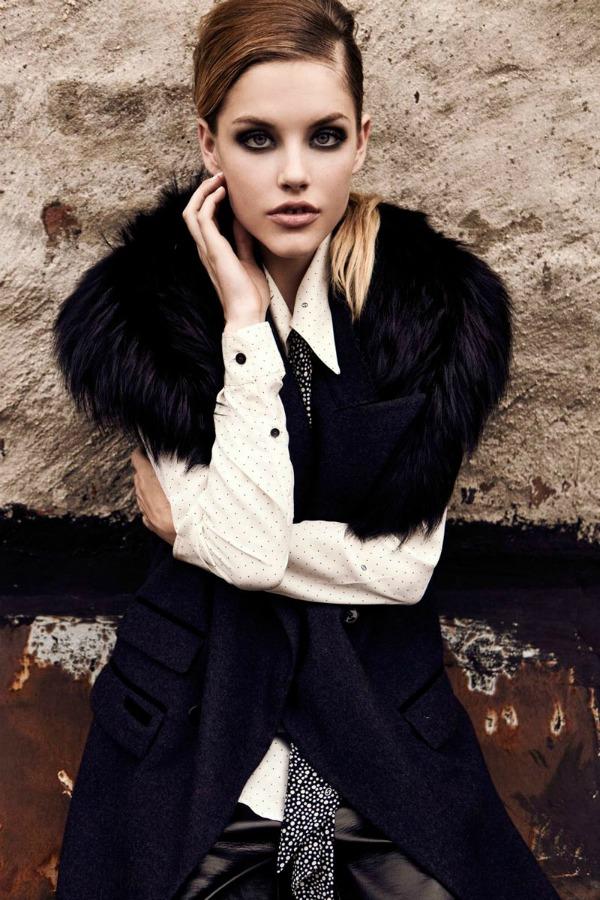 434 Vamp: Ashley Smith za Vogue Mexico