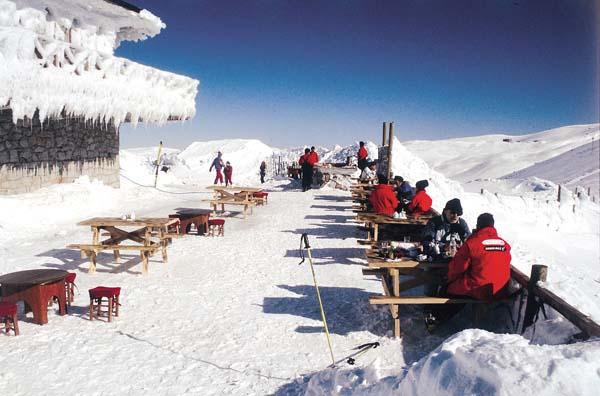 435 U Tursku na zimovanje: Uludag