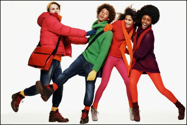 46 Ujedinjene boje: United Colors of Benetton