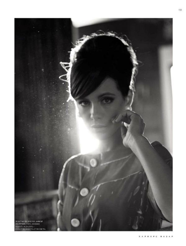 464 Kate Beckinsale za ruski Harpers Bazaar: Besprekorna lepota