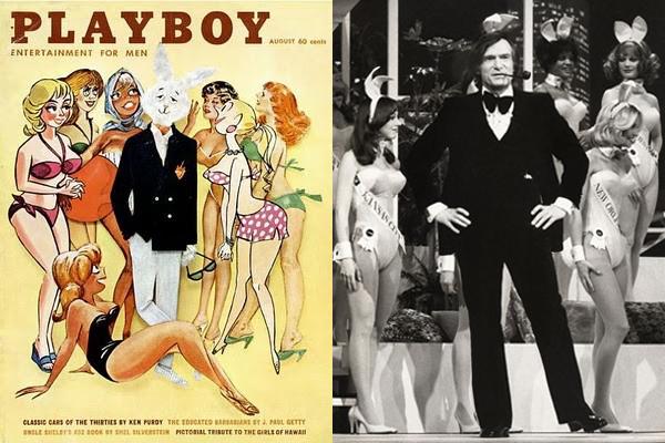 5.Playboy to sam ja1 Ljudi koji su pomerali granice: Hugh Hefner