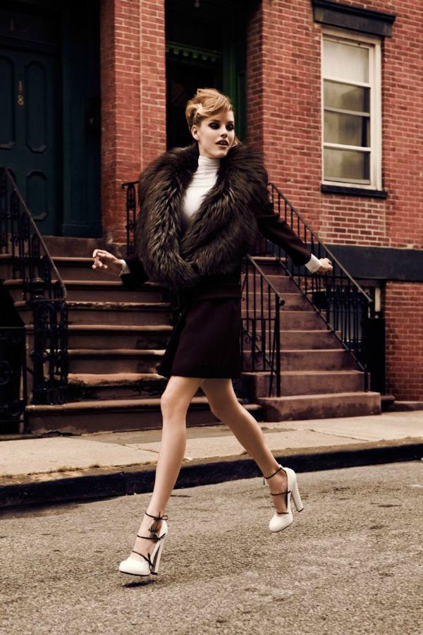 530 Vamp: Ashley Smith za Vogue Mexico