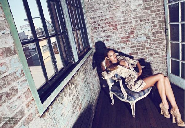 548 Fatalno seksi: Candice Swanepoel za Harpers Bazaar Turkey
