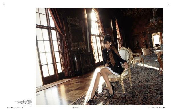 5 picnik Kate Beckinsale za ruski Harpers Bazaar: Besprekorna lepota