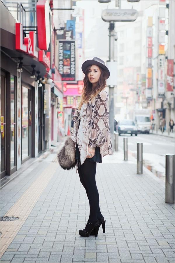 63 Fashion blogs: Azijske modne princeze (3. deo)