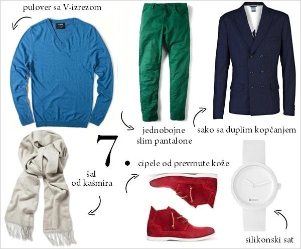 72 Novogodišnja groznica: Devet muških odevnih kombinacija za doček