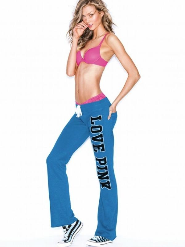 721 Victorias Secret Pink: Seksi i provokativna Karlie Kloss