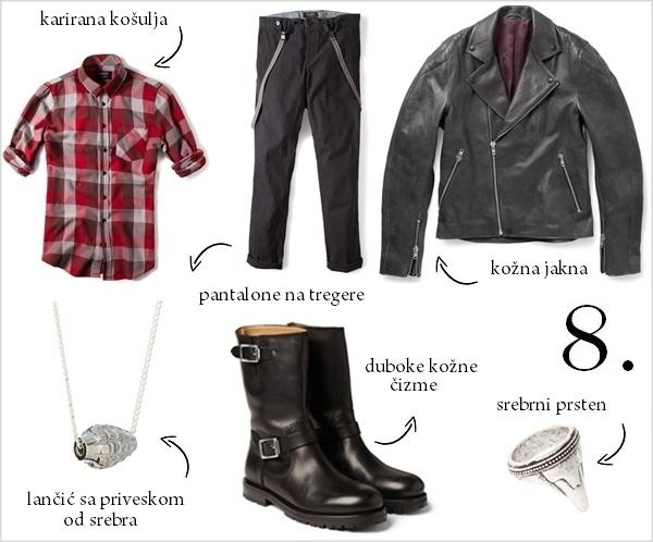 81 Novogodišnja groznica: Devet muških odevnih kombinacija za doček
