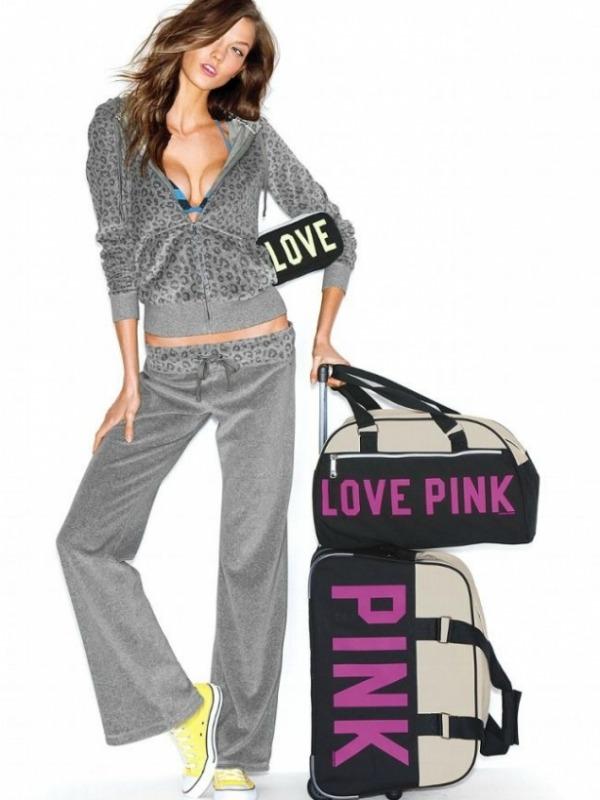 89 Victorias Secret Pink: Seksi i provokativna Karlie Kloss