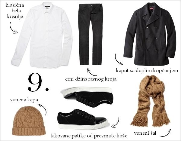 91 Novogodišnja groznica: Devet muških odevnih kombinacija za doček