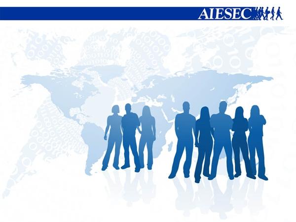 AIESEC AIESEC: Istraži svet izvan svojih granica, zakorači u novo iskustvo
