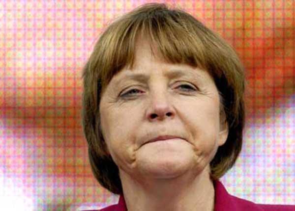 Angela Merkle pre modnog preobražaja1 Stil moćnih ljudi: Angela Merkel, Gvozdena Endži