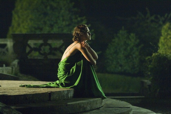 Atonement Green Dress21 Who Run the World: Keira Knightley