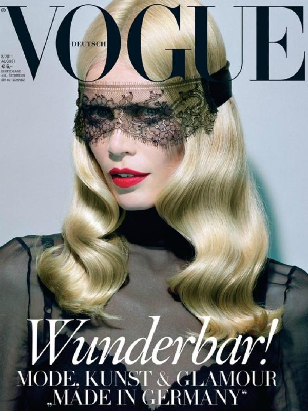 "Avgust Godina kroz naslovnice: Magazin ""Vogue"""