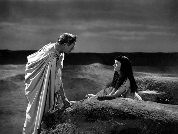 Caesar and Cleopatra classic movies 16180409 800 600 Slava sa dva lica: Κλεοπάτρα