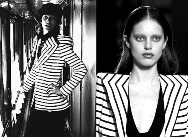 Dejvid Bouvi kao inspiracija za modnu kucu Givenchy 2010 Stil moćnih ljudi: David Bowie, više od ljudskog bića