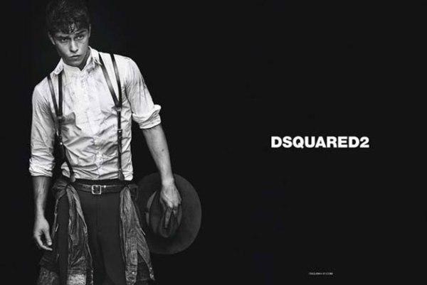 Farmerski stil je u trendu kaže Dsquared2 Dsquared2: Crno i koža