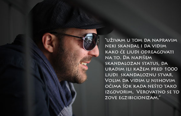 Foto Istok 3 Wannabe intervju: Istok Pavlović