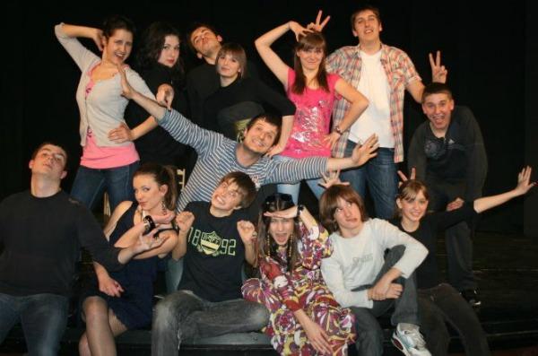 Glumacka radionica vranjskog teatra u nadahnucu1 Igra je moj život   Bojan Jovanović
