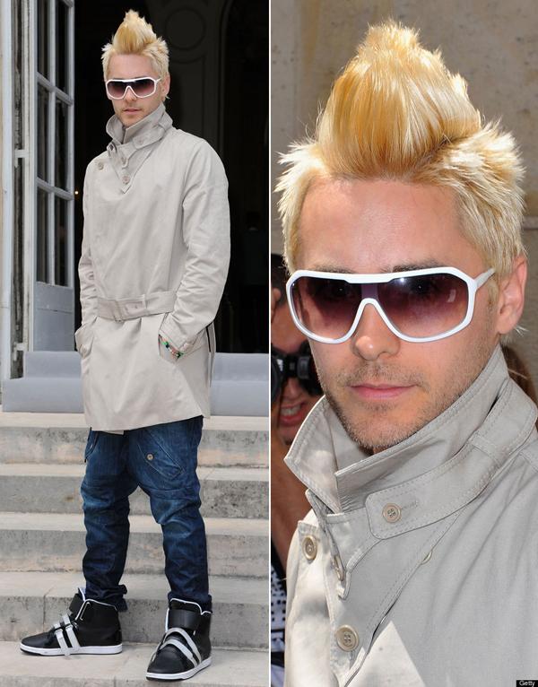 JARED LETO Modni zalogaji: Najgledaniji modni video 2011. godine!