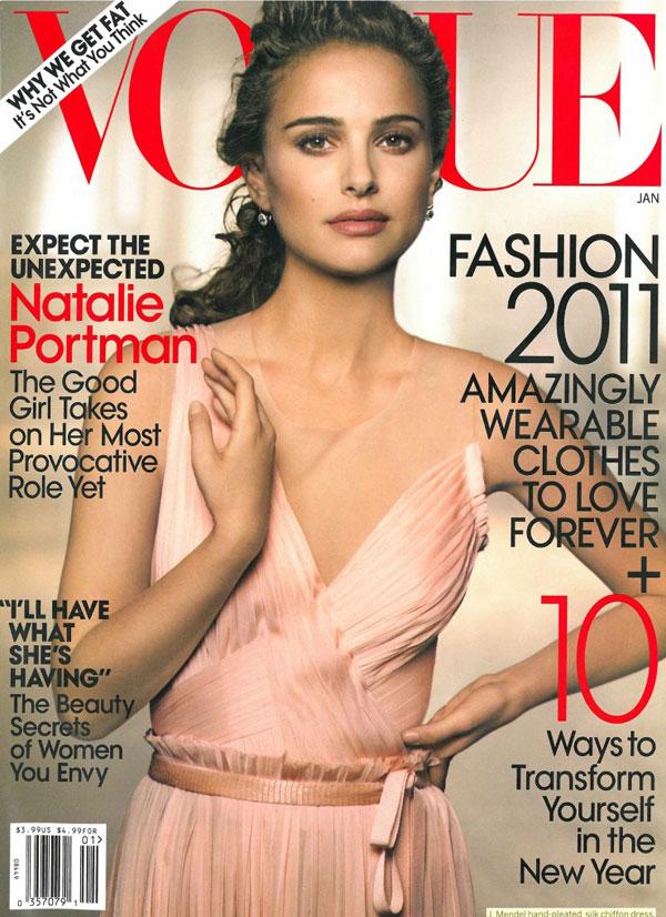"Januar Godina kroz naslovnice: Magazin ""Vogue"""
