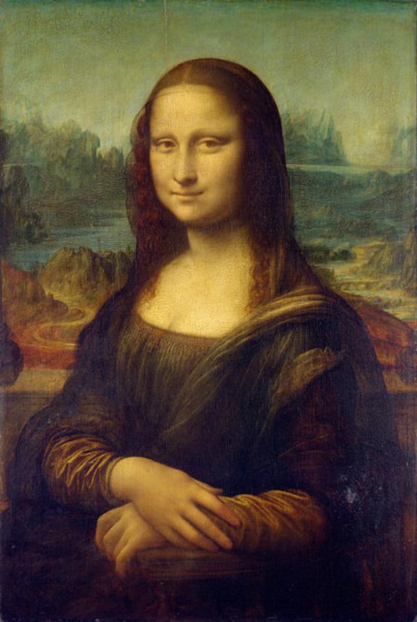 Leonardo da Vinči Mona Liza Ljudi koji su pomerali granice: Leonardo da Vinci