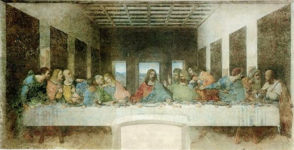 Leonardo da Vinči Tajna večera Ljudi koji su pomerali granice: Leonardo da Vinci