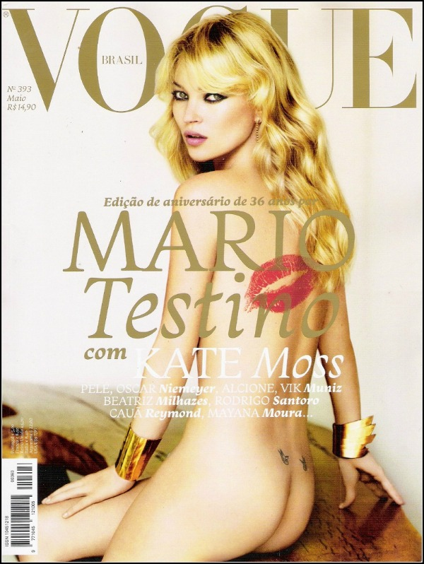 "Maj Godina kroz naslovnice: Magazin ""Vogue"""