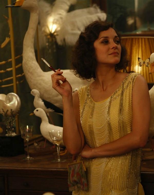 Marion Cotillard and Owen Wilson in Woody Allens Midnight in Paris  Kako je Marion spasila muškarce