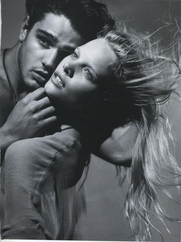 Marlon Teixeira for Vogue Spain MaleModelSceneNet 04 Princ iz modne bajke: Marlon Teixeira