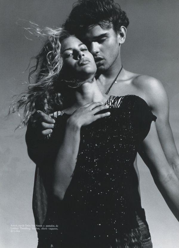 Marlon Teixeira for Vogue Spain MaleModelSceneNet 06 Princ iz modne bajke: Marlon Teixeira