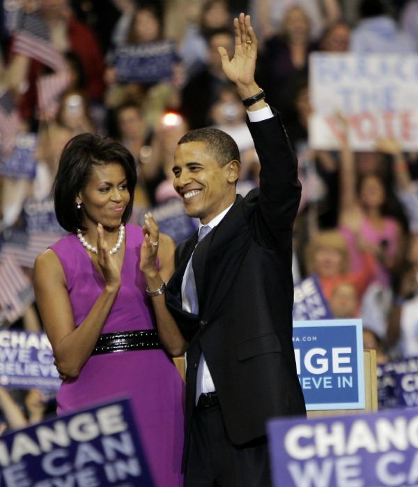 Misel i Barak Obama Stil moćnih ljudi: Obama više ne eksperimentiše