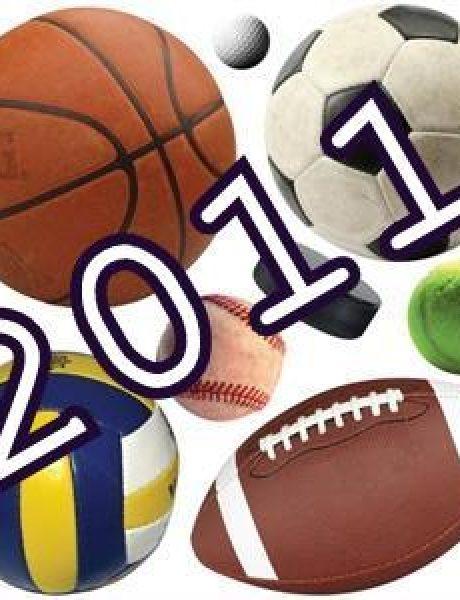 Sportska 2011. (2. deo)
