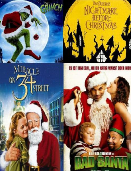 Top 10 najboljih božićnih filmova