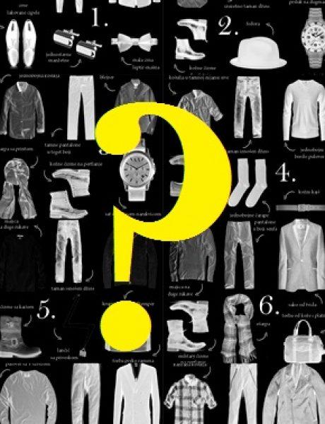 Novogodišnja groznica: Devet muških odevnih kombinacija za doček