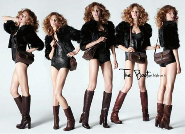 Nine West FW11 Ad Campaign 040811 2111111111 Nine West: Uvek u trendu