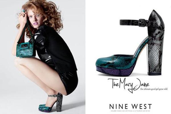 Nine West FW11 Ad Campaign 1 Nine West: Uvek u trendu